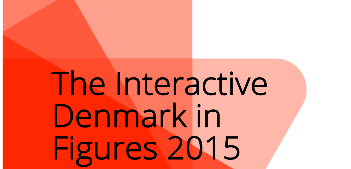 The Interactive Denmark in figures 2015
